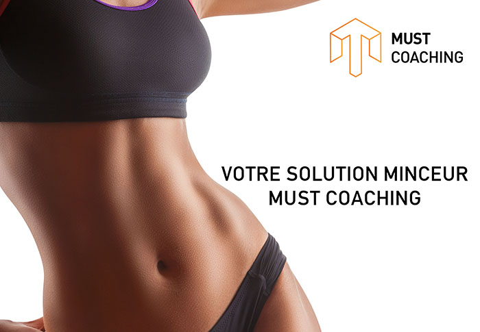 Coach sportif ventre plat - Must Coach