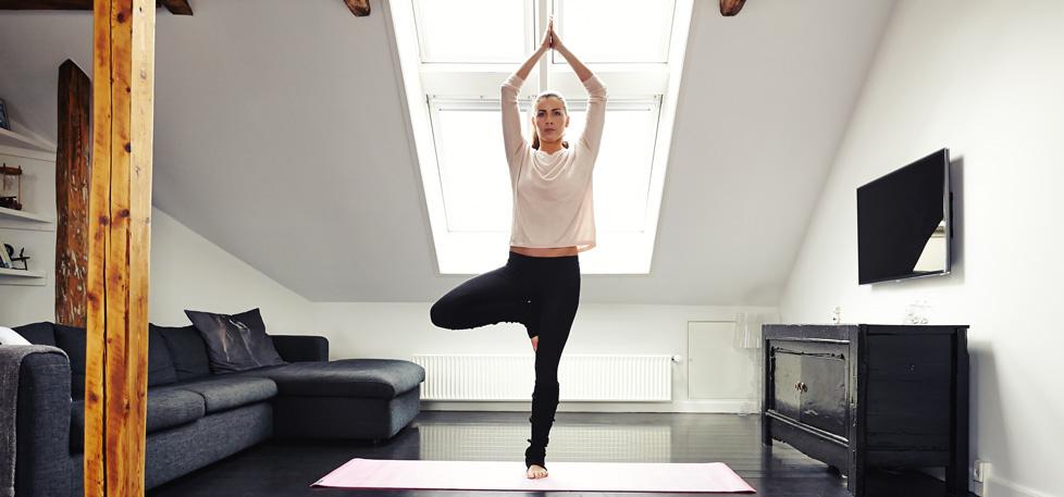 coach de yoga