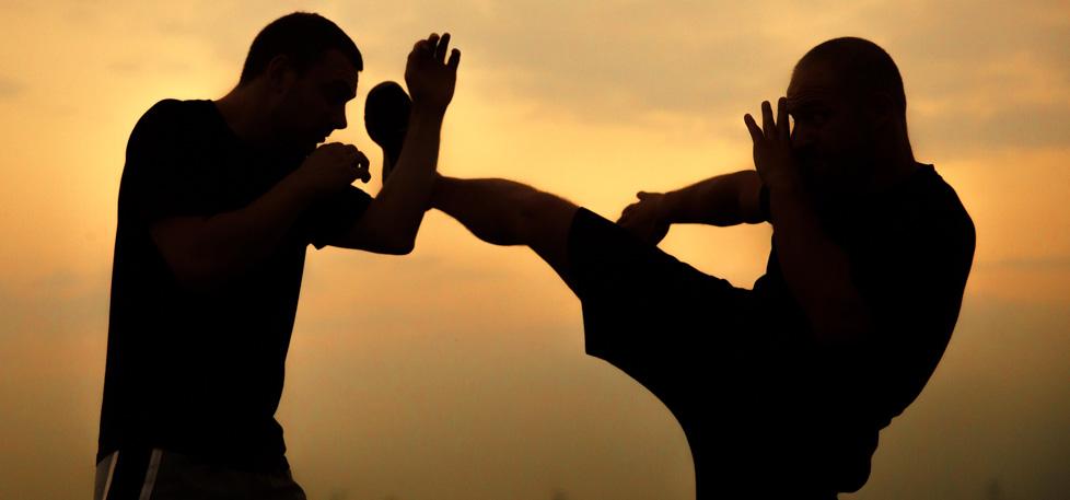 coaching de boxe