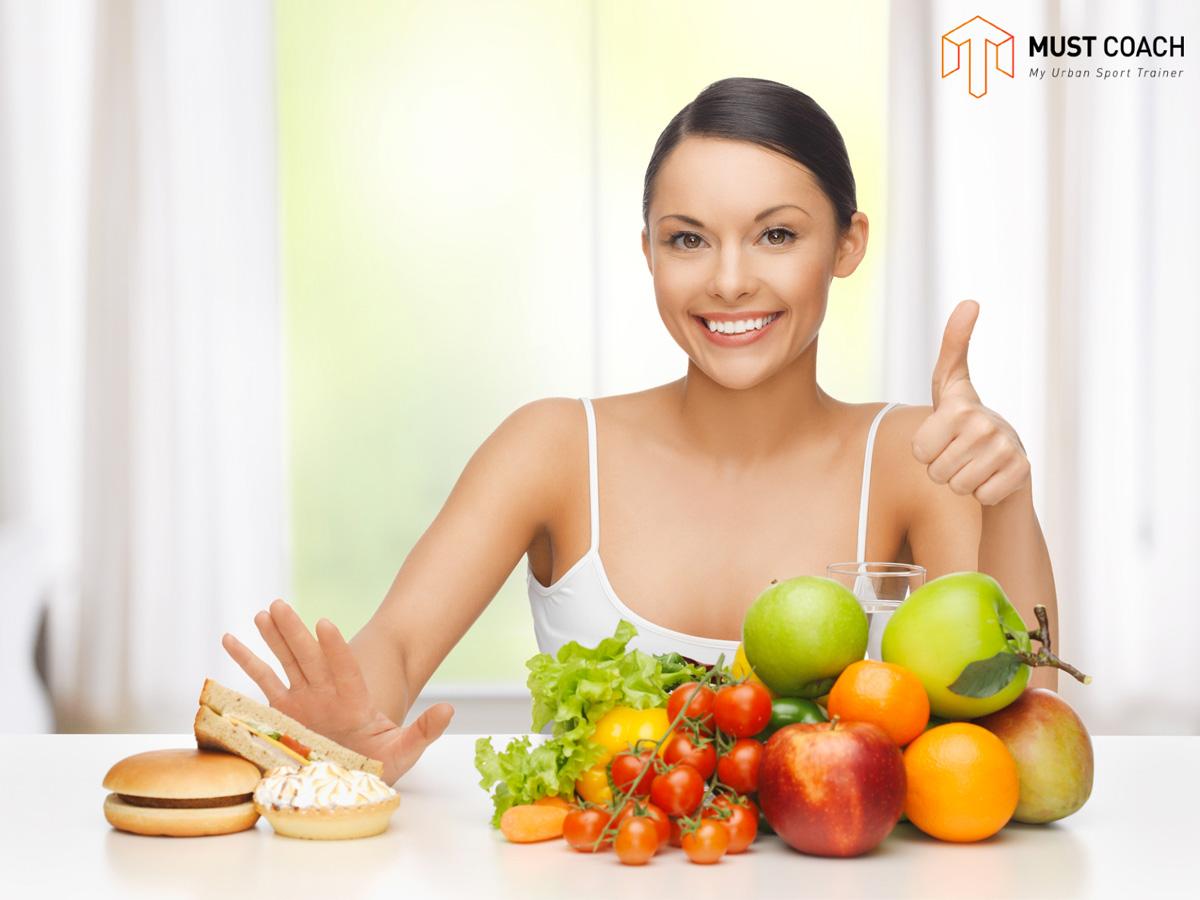 bons réflexes nutrition