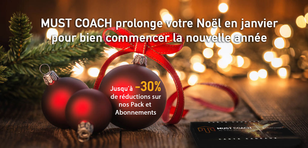 offre nouvel an MustCoach 2020