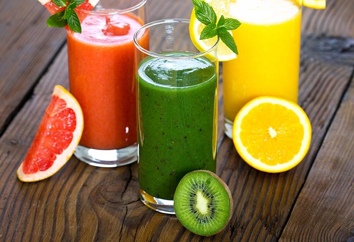 Des smoothies pour vitaminer votre été