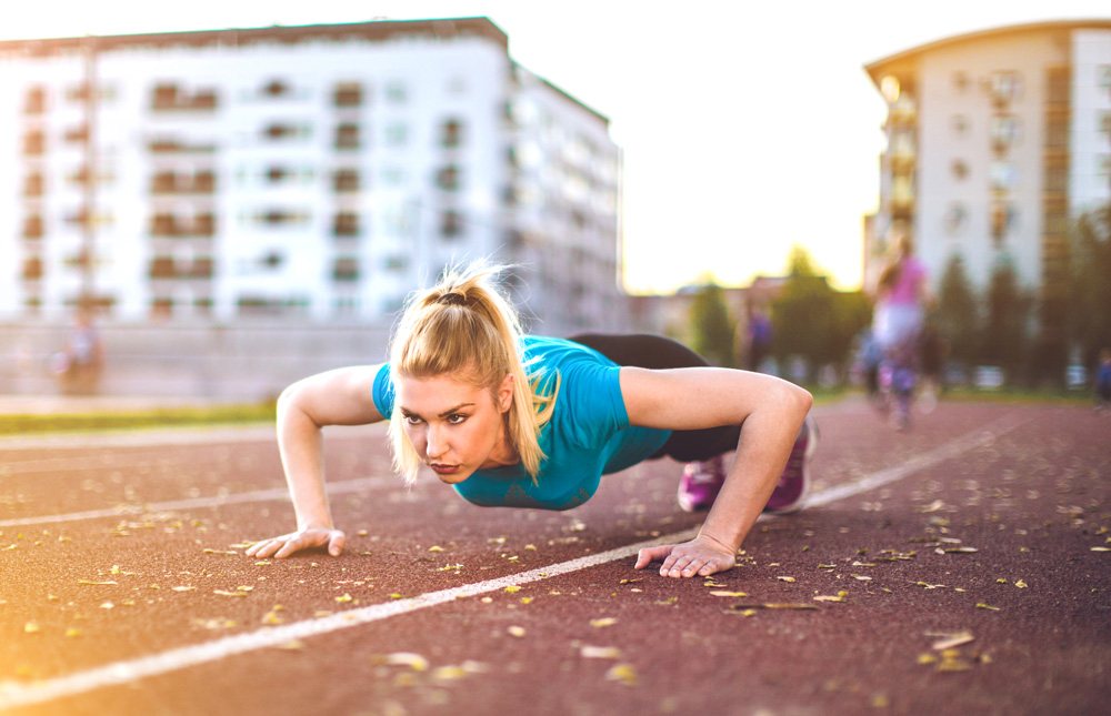 Le Burpees, l'exercice qui brûle vos calories