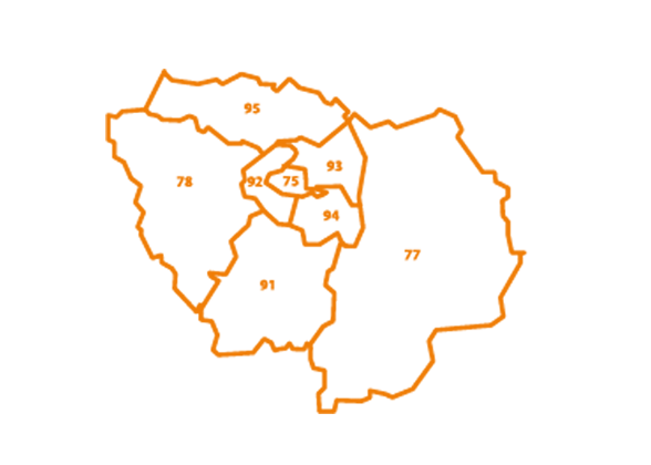 map IDF