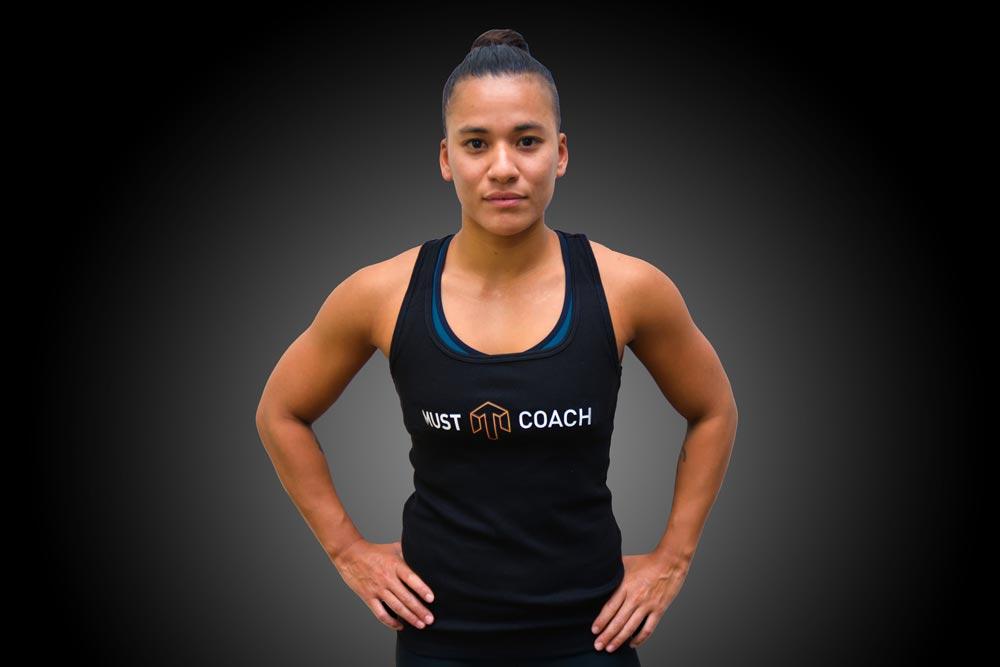 coach Alicia