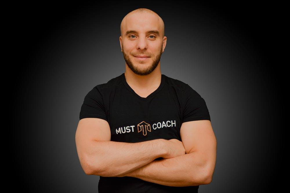 coach Djamel