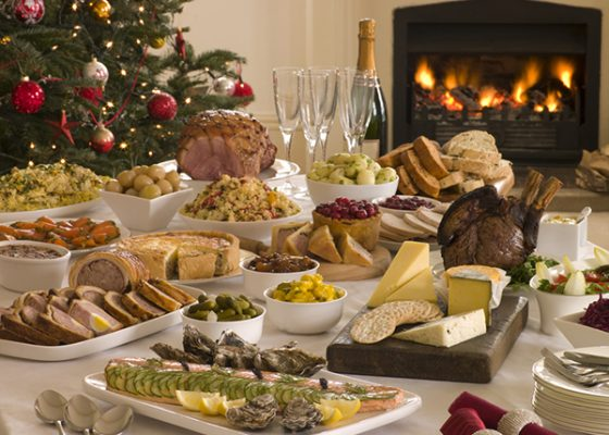 Les spécialités de Noël