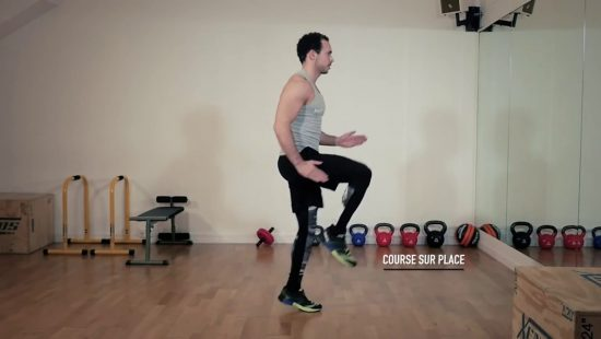 Tabata workout killer routine