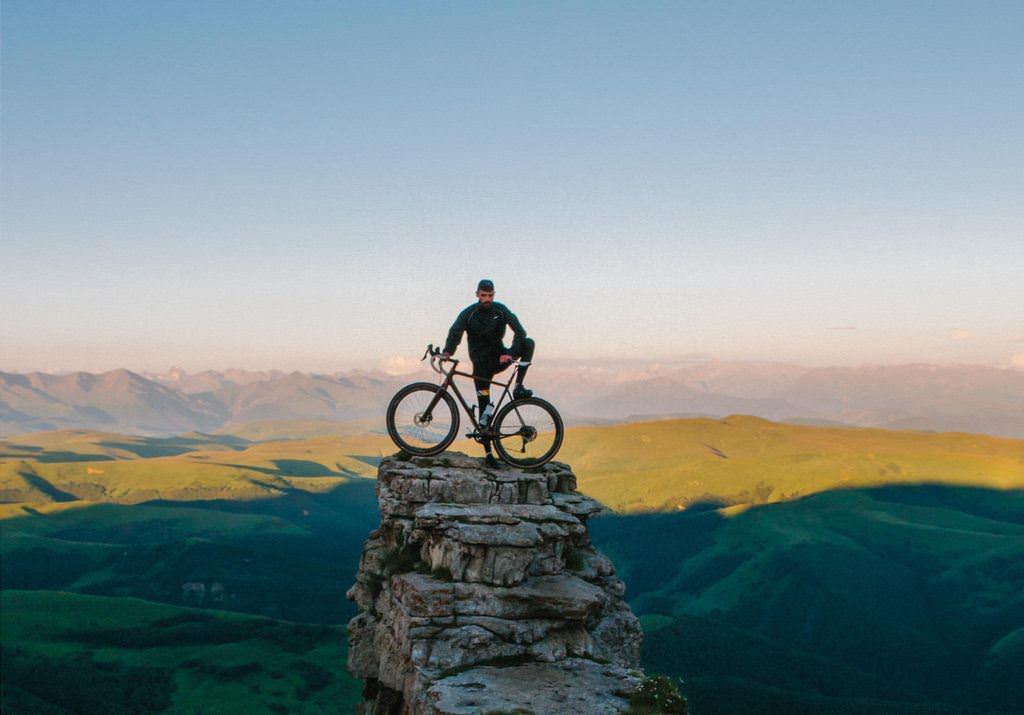 les sports en été - le vélo